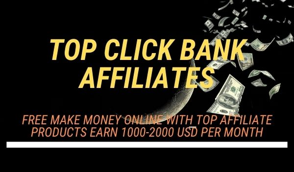 All Platforms of Make Money Online Through Click Bank Affiliate